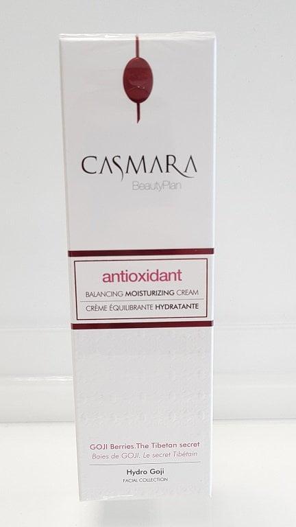 Balansuojantis veido odos kremas Casmara Antioxidant Balancing Cream