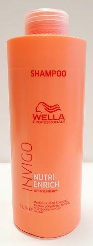 Maitinamasis šampūnas su ožerškio uogomis Wella
