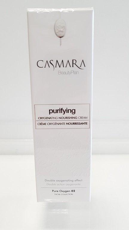 Maitinamasis veido kremas su deguonimi Casmara Purifying Pure Oxygen