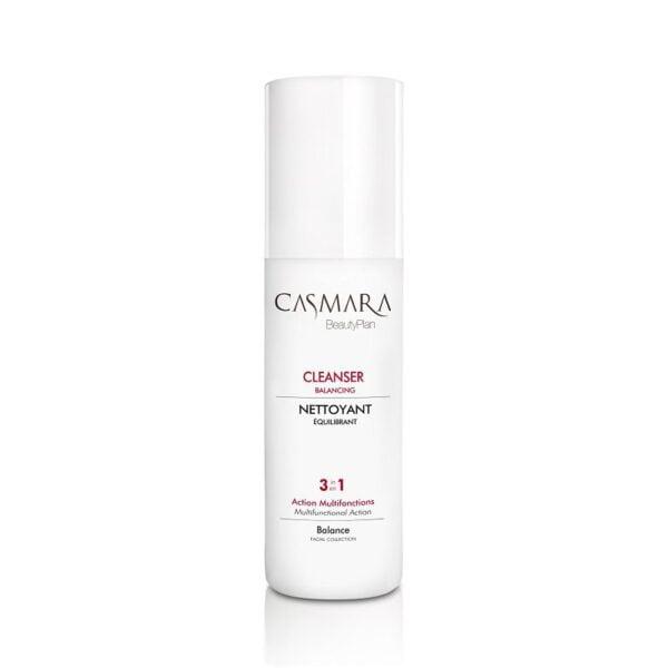 Antioksidacinio poveikio prausiklis Casmara Skin Balancing Cleanser 3in1 500ml