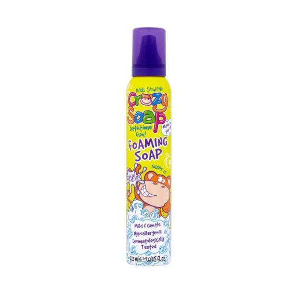 Baltos muilo putos Kids Stuff Crazy Foaming Soap 225ml