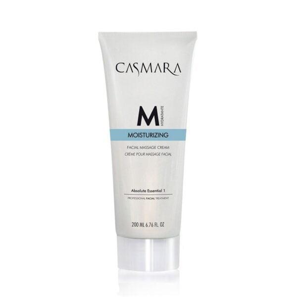 Drėkinamasis masažuojamas veido kremas Casmara Moisturizing Massage Cream 200ml