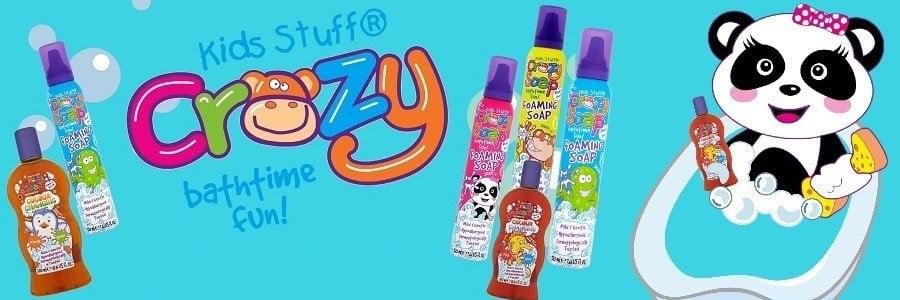 kids stuff crazy soap produktai pigiau