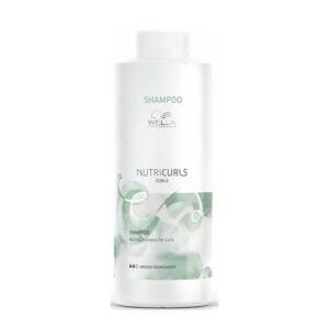 Micelinis šampūnas garbanotiems plaukams Wella NutriCurls 1000ml
