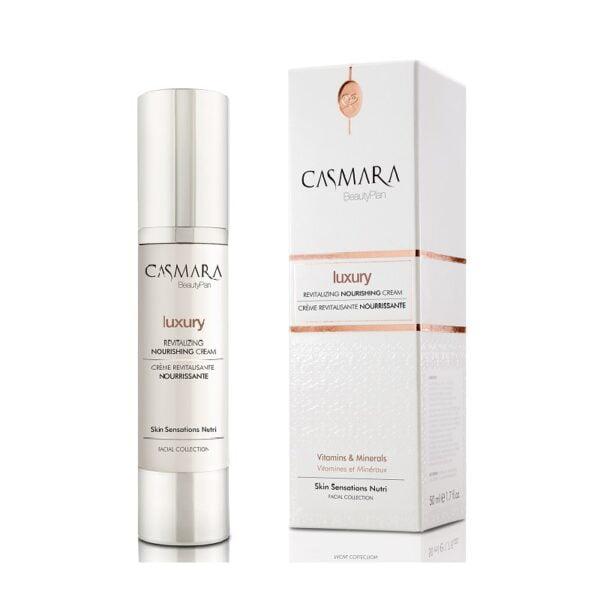 Prabangus jauninantis veido kremas Casmara Luxury Revitalizing Cream 50ml