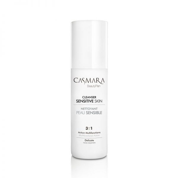Prausiklis jautriai veido odai Casmara Sensitive Skin Cleanser 3in1 500ml