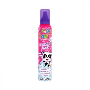 Rožinės muilo putos Kids Stuff Crazy Foaming Soap 225ml