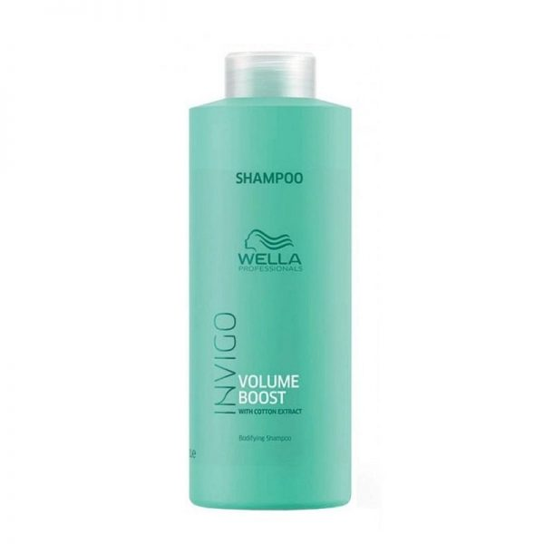 Šampūnas suteikiantis apimties Wella Invigo Volume Boost 1000ml