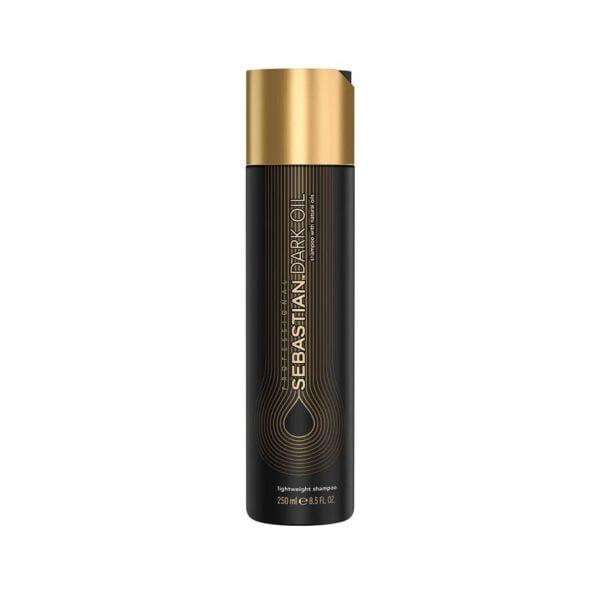 Neapsunkinantis plaukų šampūnas Sebastian Dark Oil 250ml