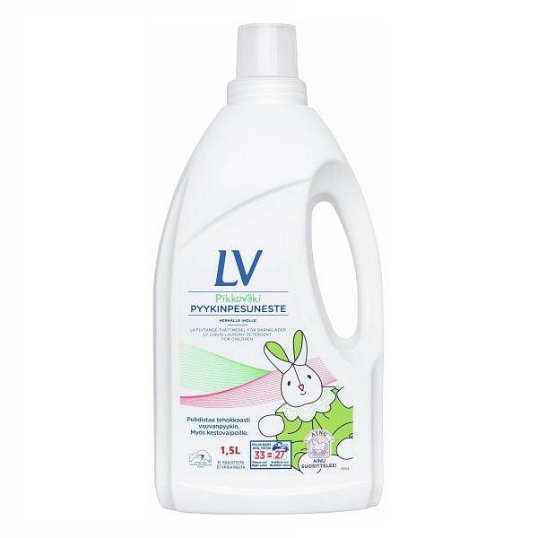 Skystas skalbiklis vaikų drabužiams LV 1,5L