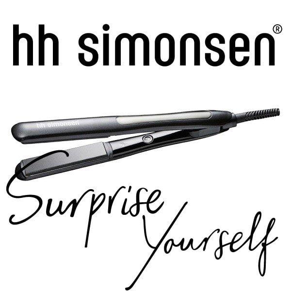 Plaukų tiesintuvas HH Simonsen Infinity Styler