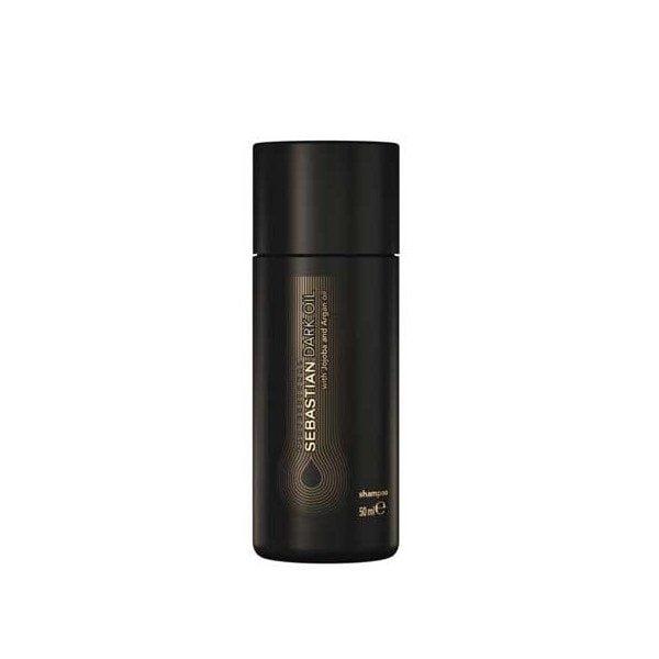 Neapsunkinantis plaukų šampūnas Sebastian Dark Oil 50ml