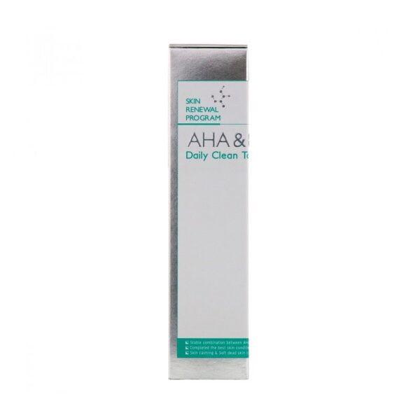 Veido odos tonikas su AHA ir BHA rūgštimis Mizon Aha&Bha Daily Clean Toner 150ml