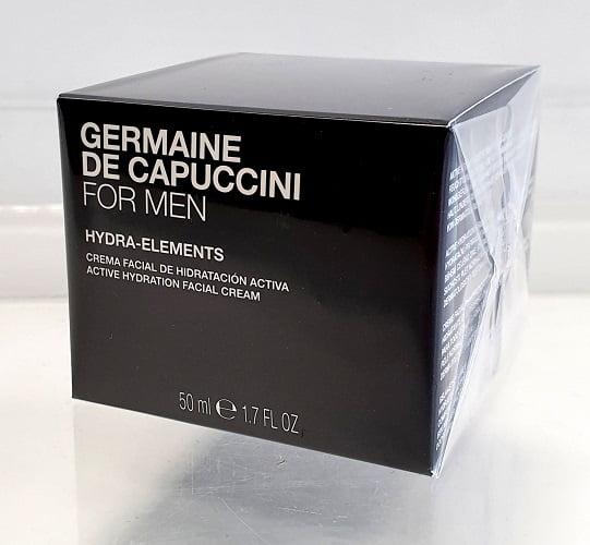 Germaine de Capuccini For Men Hydra-Elements drekinantis veido kremas vyrams