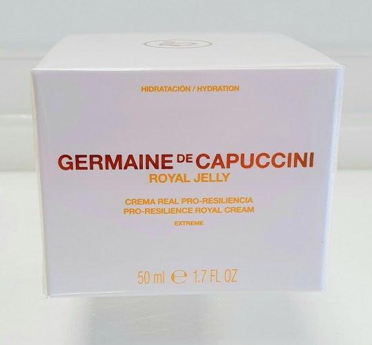 Kremas ypač sausai odai Germaine de Capuccini Royal Jelly Extreme