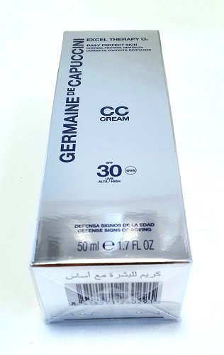 Maskuojantis CC kremas su deguonimi Germaine de Capuccini Excel Therapy O2