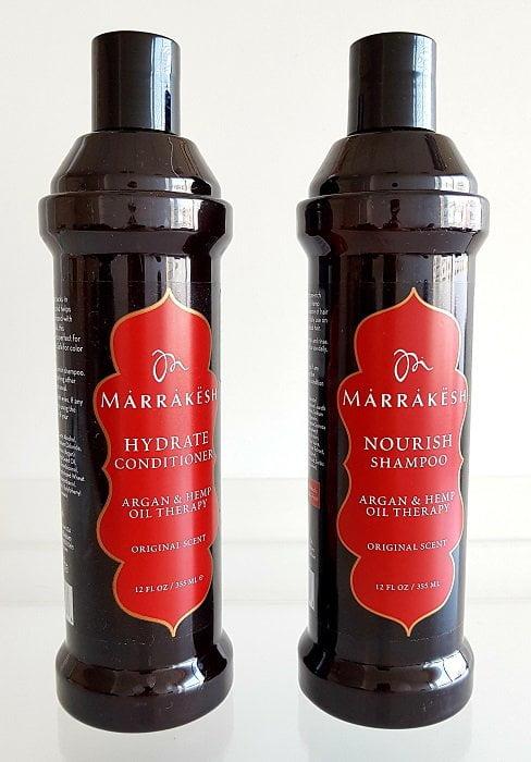 Rinkinys plaukų priežiūrai Marrakesh Duo