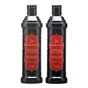Rinkinys plaukų priežiūrai Marrakesh Duo Original
