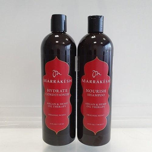 Rinkinys plaukų priežiūrai Marrakesh Original Duo XL