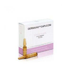 """Odos stresą mažinančios ampulės Germaine de Capuccini Options """"SOS Stressage"""" 10x1,5ml"""