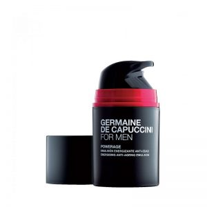 "Veido odos emulsija vyrams Germaine de Capuccini For Men ""Powerage"" 50ml"
