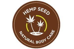 Hemp Seed natūralios kosmetikos, gaminamos JAV prekinis ženklas