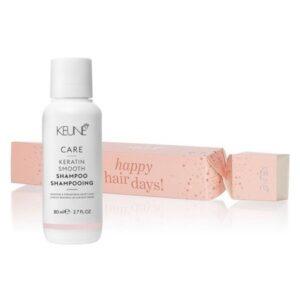 Mini dovanėlė plaukams Keune Keratin Smooth šampūnas 80ml