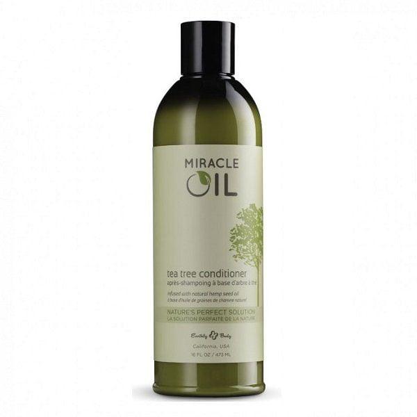 Kondicionierius su arbatmedžiu Hemp Seed Miracle Oil 473ml