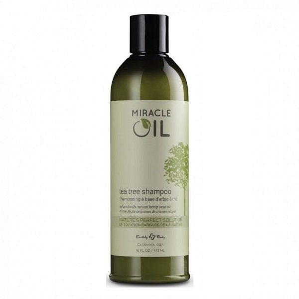 Šampūnas su arbatmedžiu Hamp Seed Miracle Oil 473ml