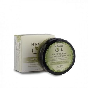 Veido ir kūno kremas su arbatmedžiu Hemp Seed Miracle Oil 113g
