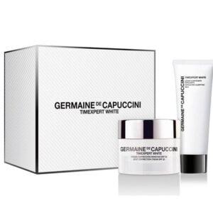 Dovanų rinkinys Germaine de Capuccini Timexpert White SPF20 50ml + 200ml