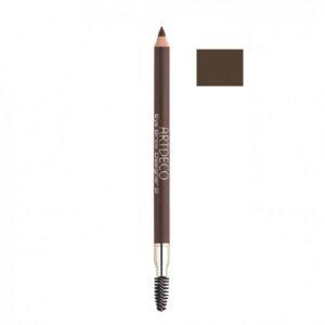 Antakių pieštukas su šukomis Artdeco Eye Brow Designer 1g. (tamsiai ruda)