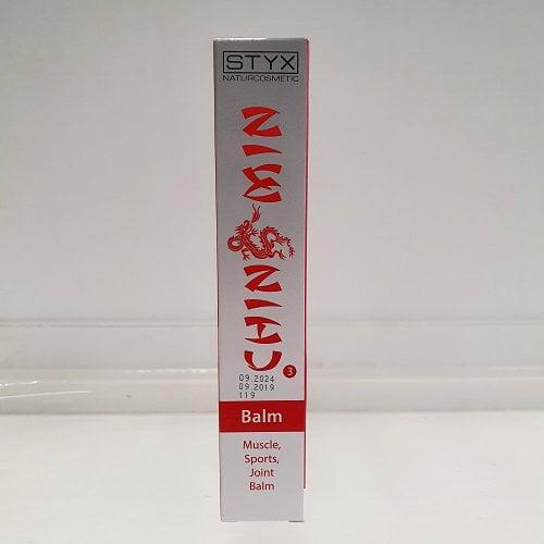 Aktyvinamasis balzamas sportuojantiems Styx Chin Min Balsam 50m