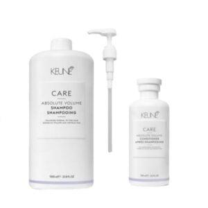 Rinkinys Keune Care absolute volume