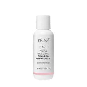 Šampūnas dažytų plaukų apsaugai Keune Care Color Brillianz 80ml