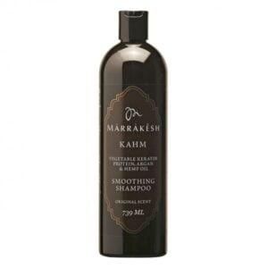 Plaukus tiesinantis šampūnas Marrakesh Kahm 739ml