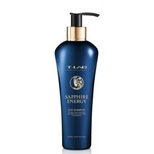 Šampūnas plaukų stiprinimui T-Lab Sapphire Energy 250ml