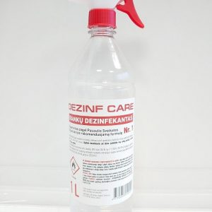 Rankų dezinfekavimo skystis su dozatoriumi 1000ml