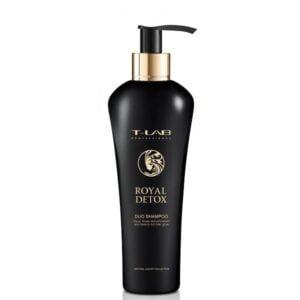 Detoksikuojantis plaukų šampūnas T-Lab Royal Detox 250ml