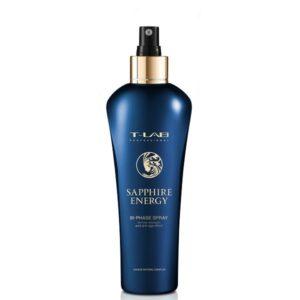 Dvifazis purškiklis plaukų stiprinimui T-Lab Sapphire Energy 250ml