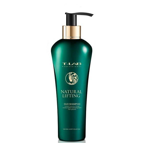 Šampūnas plaukų apimčiai T-Lab Natural Lifting 250ml