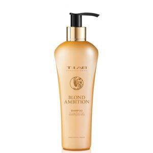Šampūnas šviesintiems plaukams T-Lab Blond Ambition 250ml
