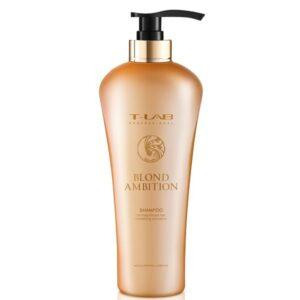 Šampūnas šviesintiems plaukams T-Lab Blond Ambition 750ml