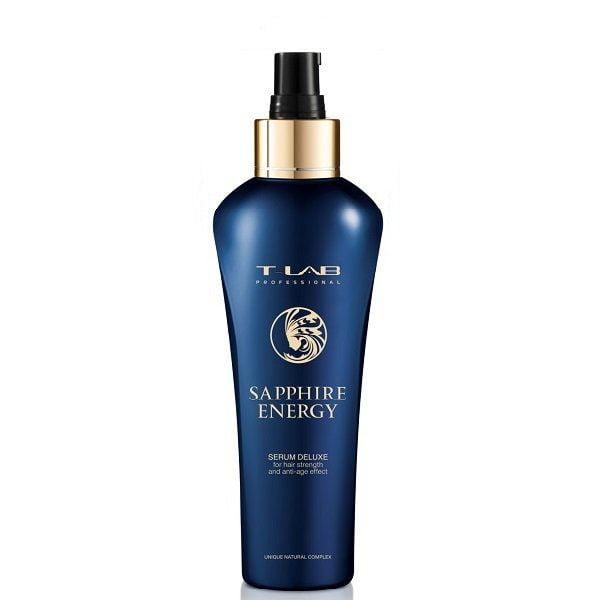 Serumas plaukų stiprinimui T-Lab Sapphire Energy Deluxe 130ml