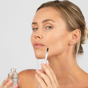Fillerina dermo-kosmetinio užpildo raukšlėms naudojimas