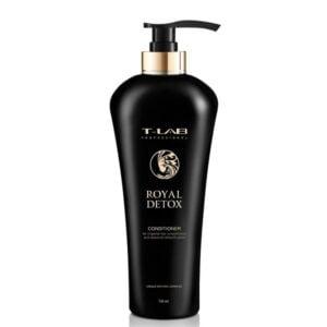 Kondicionierius plaukų detoksikacijai T-Lab Royal Detox 750ml