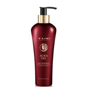 Kondicionierius - kaukė plaukų glotnumui T-Lab Aura Oil 250ml
