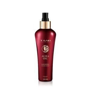 Prabangus eliksyras plaukų glotnumui T-Lab Aura Oil 150ml