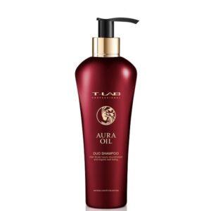 Šampūnas plaukų glotnumui T-Lab Aura Oil 250ml