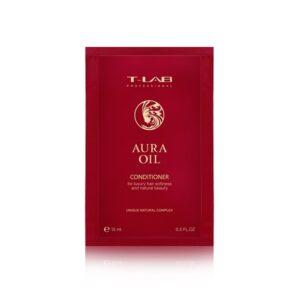 Kondicionierius plaukų glotnumui T-Lab Aura Oil 15ml